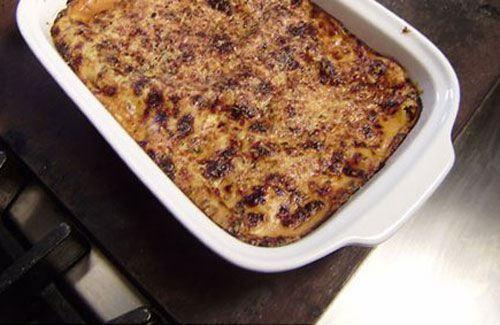 In The Kitchen With Gordon Ramsay S Lasagne Al Forno Lasagne Recipes Gordon Ramsay Recipe Lasagne