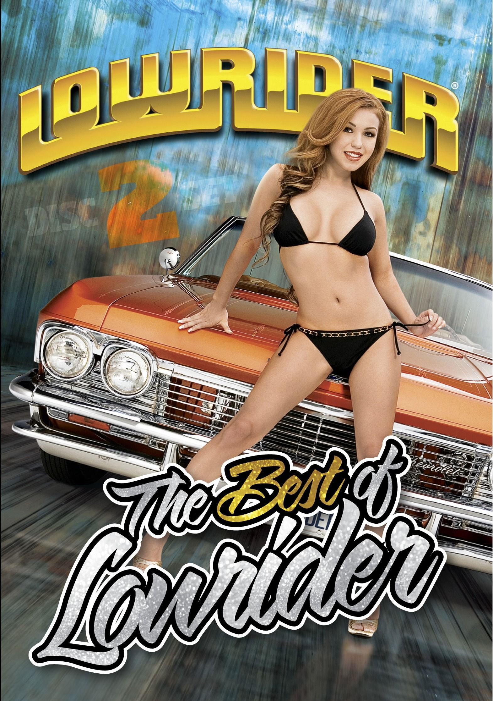 LOWRIDER MAGAZINE brings its fans this comprehensive tour of six major cities, offering a selection of cars and girls sure to please connoisseurs of both. Traveling to San Bernardino, Tampa, Chicago,