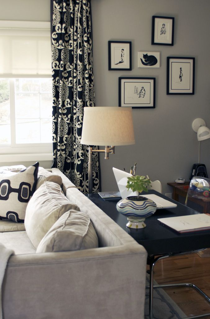 My Living Room Is Similar With Ivory Black Furniture And Accessories The Gray