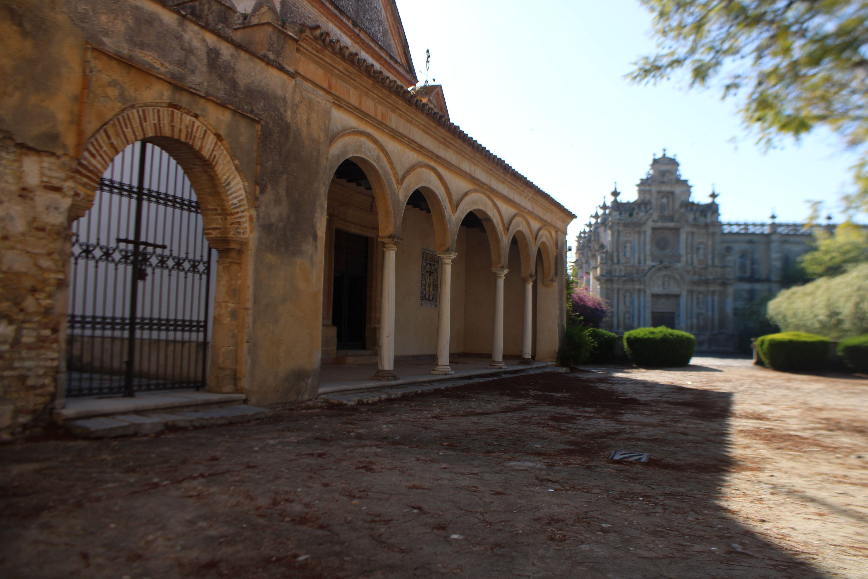 Monasterio de la Cartuja de Jerez de la Frontera