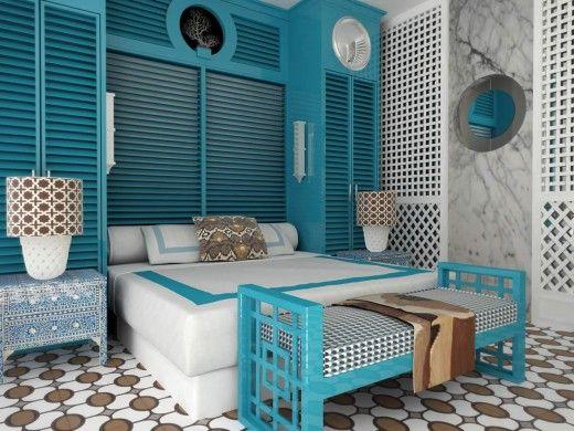 Hotel en barcelona lorenzo castillo to watch and love for Elle decor interni
