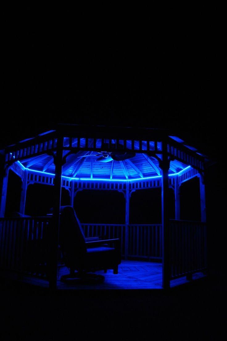 Gazebo Led Net Lights Lighting