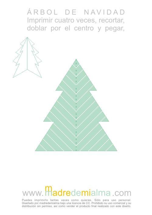 Descargas | Proyectos que intentar | Pinterest | Navidad, Árbol ...
