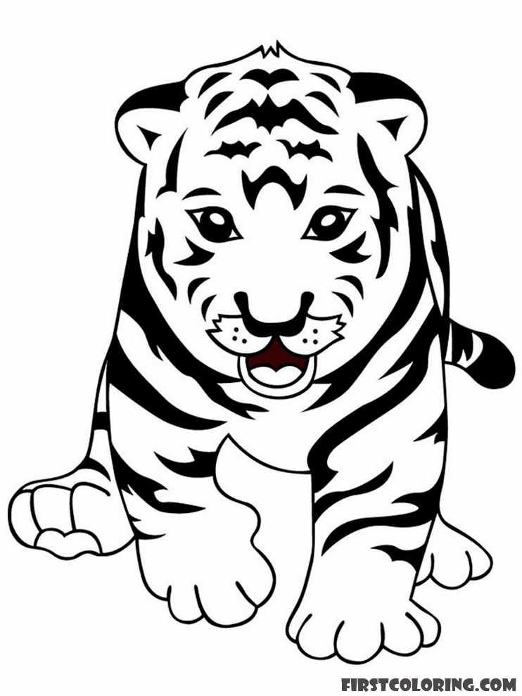 Pin On Animals Coloring Pages