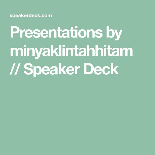 presentations by minyaklintahhitam speaker deck obat herbal