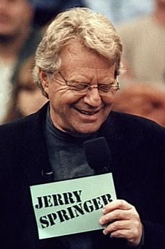 is jerry springer single