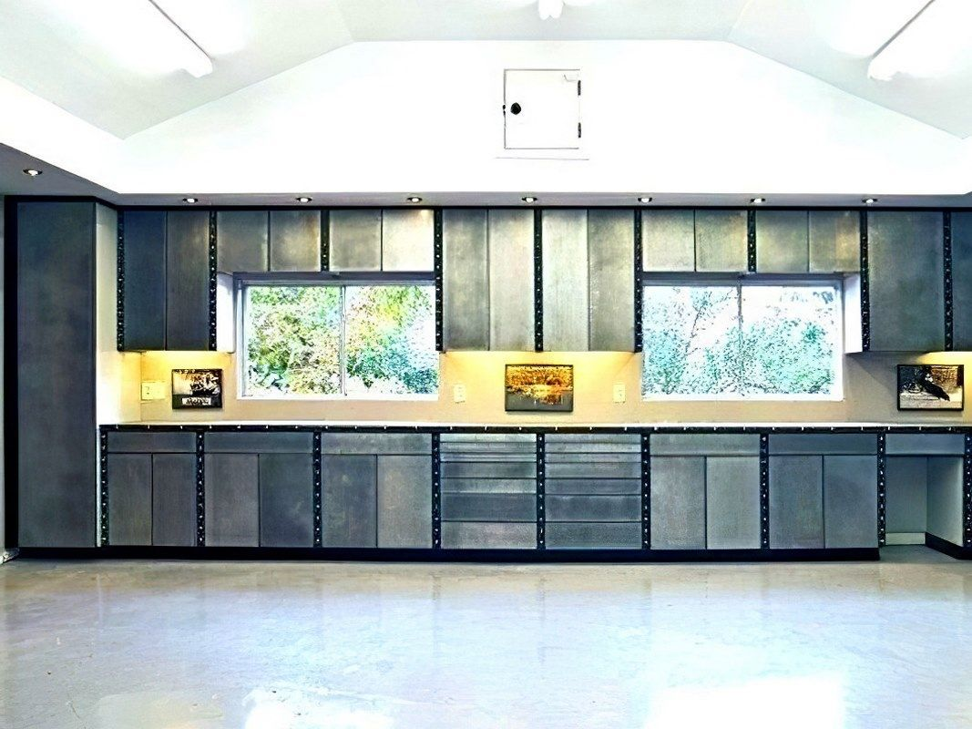 Ideas For Storage Fishing Rods In Garage And Storage Ideas Above Garage Door Ti Fishing