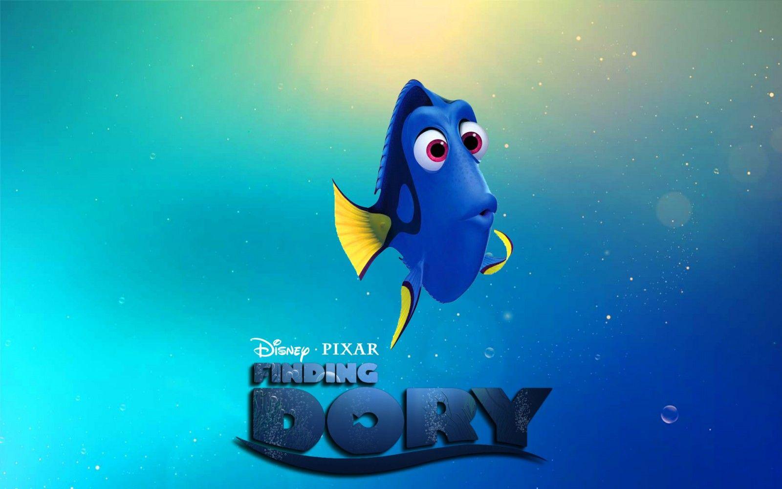 Finding Dory Movie 2016 FanArt Wallpaper