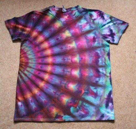 16 easy diy tie dye projects ideas diy tie dye project for Making a tie dye shirt