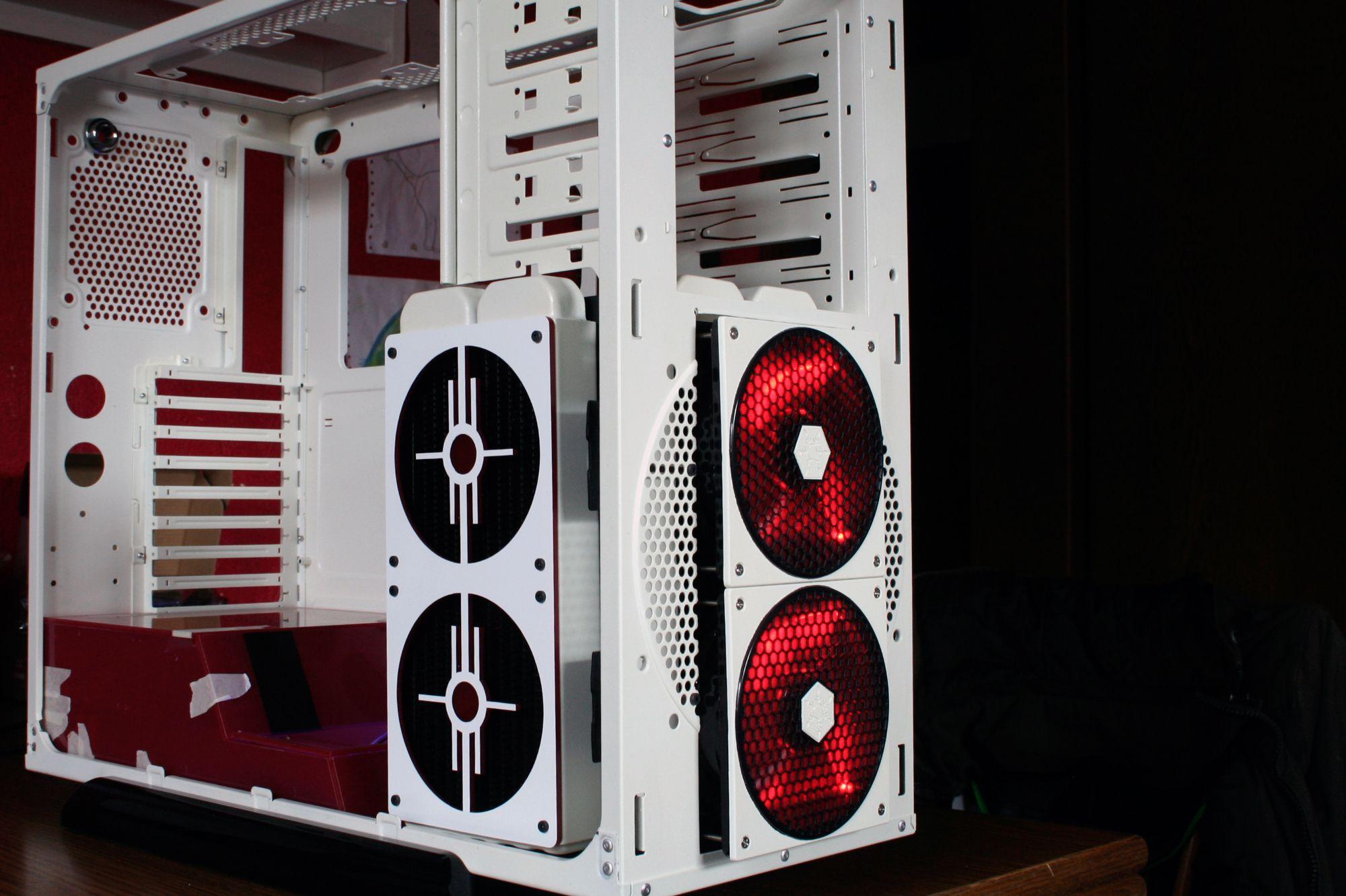 Corsair 600t Pc Modding Umbau V2 Teil 5 Liquid Cooling Pc