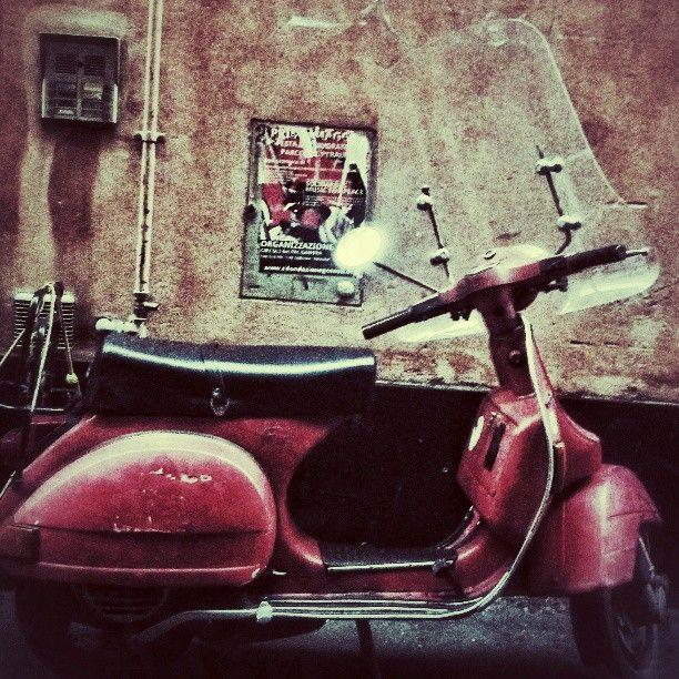Original Vespa by Piaggio http://instagram.com/buothz