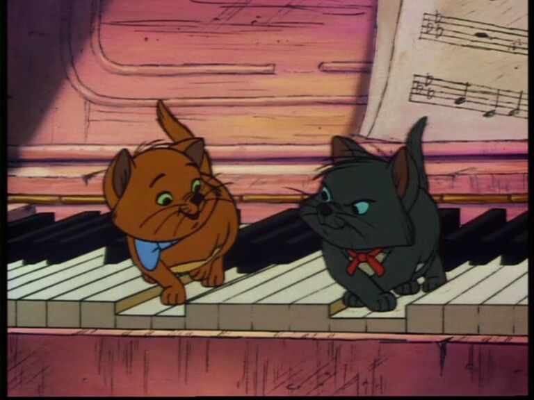 the aristocats scales and arpeggios