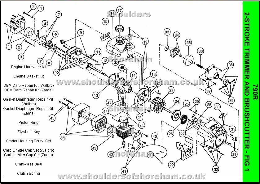 35 Ryobi 775r Fuel Line Diagram