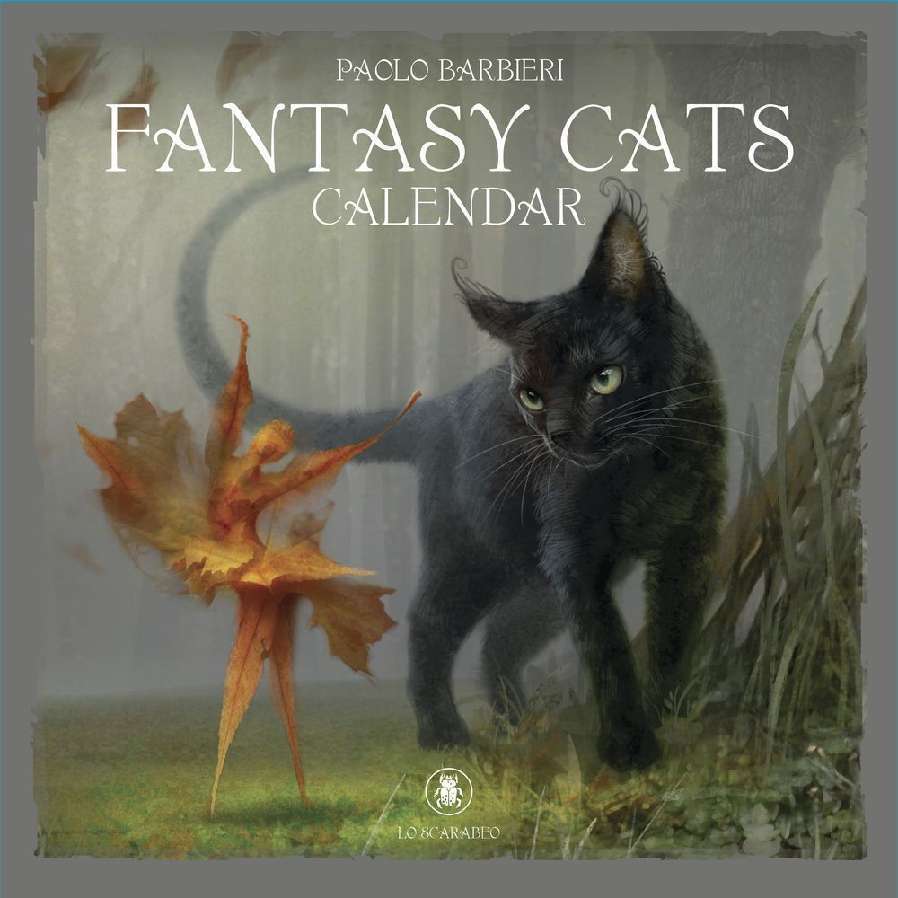 Fantasy Cats 2019 2019 Wall Calendar With Images Cat Calendar Cats Cat Coloring Page