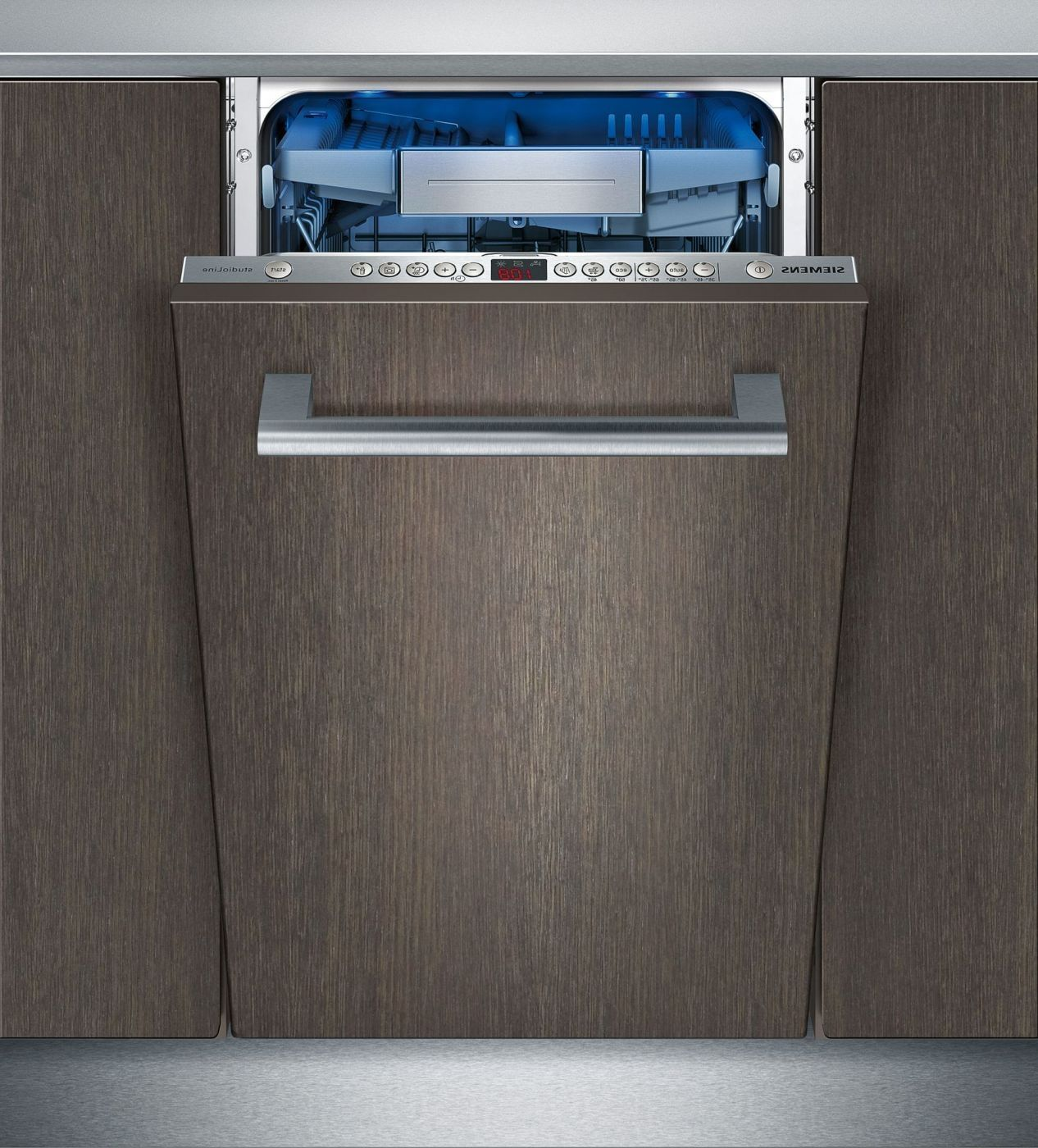 Spülmaschine 45 Cm Vollintegrierbar 2019 (Dengan gambar)