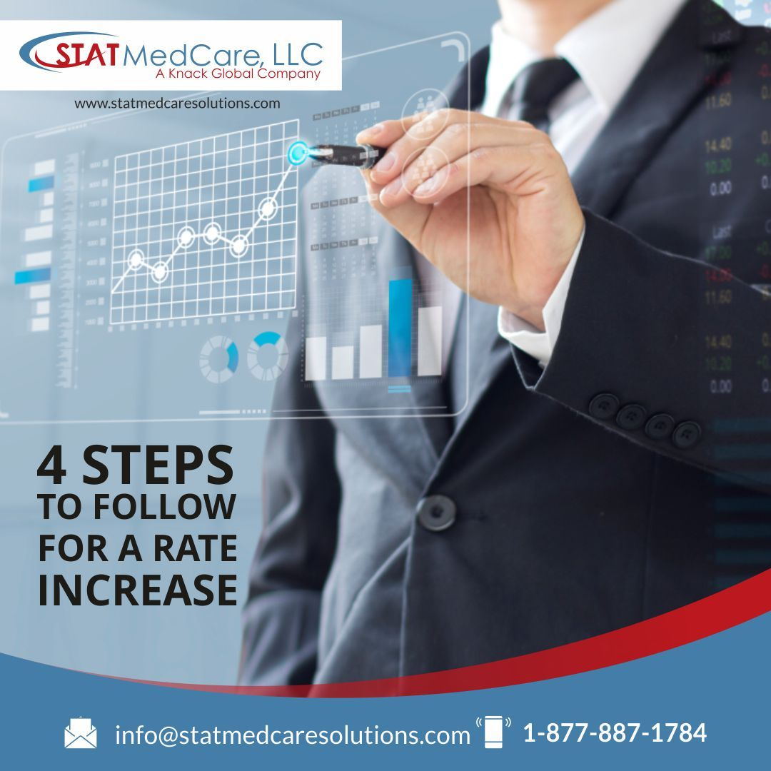 4 Steps to Follow for a Rate Increase (With images ...