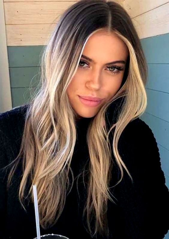 17 Delicate Spring Hair Color For Brunettes Balayage 2020: Have A Look!
