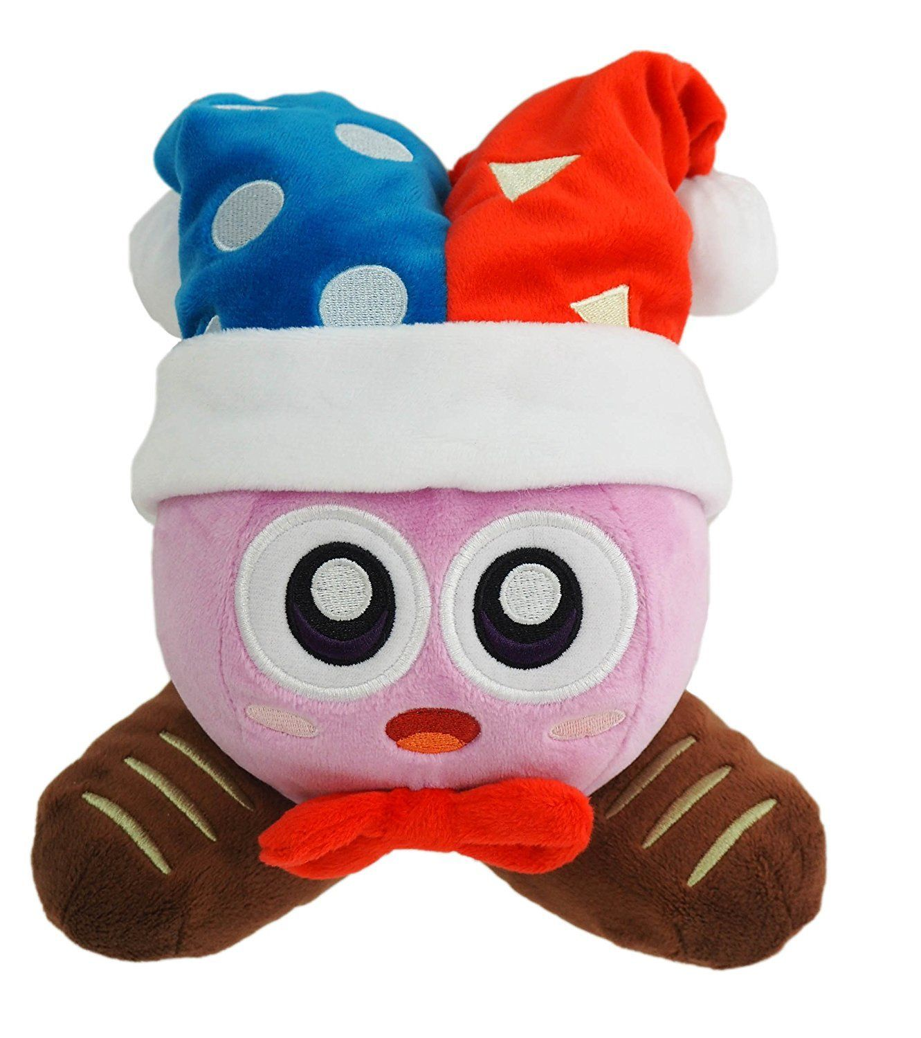 """Sanei Kirby/'s Dream Land All Star Collection KP13 Beetle Kirby 7/"""" Plush"""