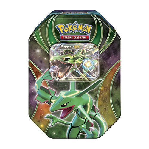 Rayquaza Powers Beyond Tin (Pokémon Trading Card Game)