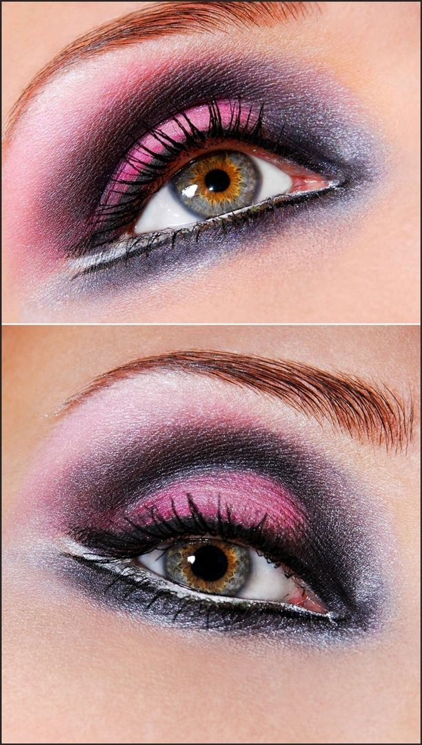 Dramatic Pink Eye Makeup: Dramatic Pink Eye Makeup Ideas!