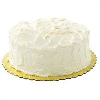 Wegmans Ultimate White Cake with White Frosting