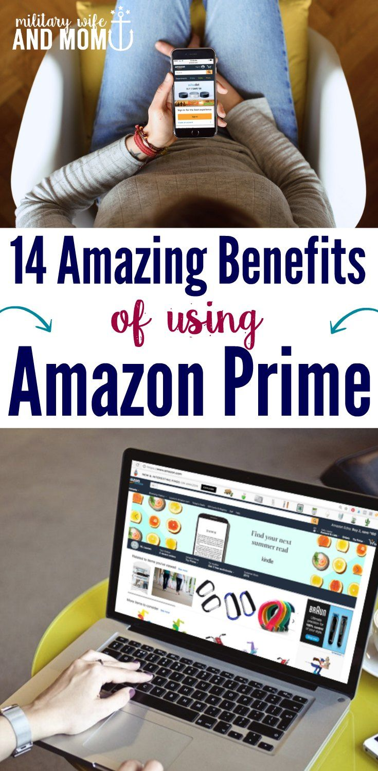 14 Benefits of Amazon Prime You Probably Didn't Know About
