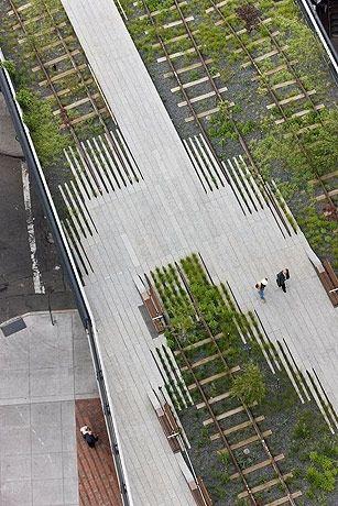 The New York High Line Officially Open Landscape Architecture Design Urban Landscape Design Landscape Design