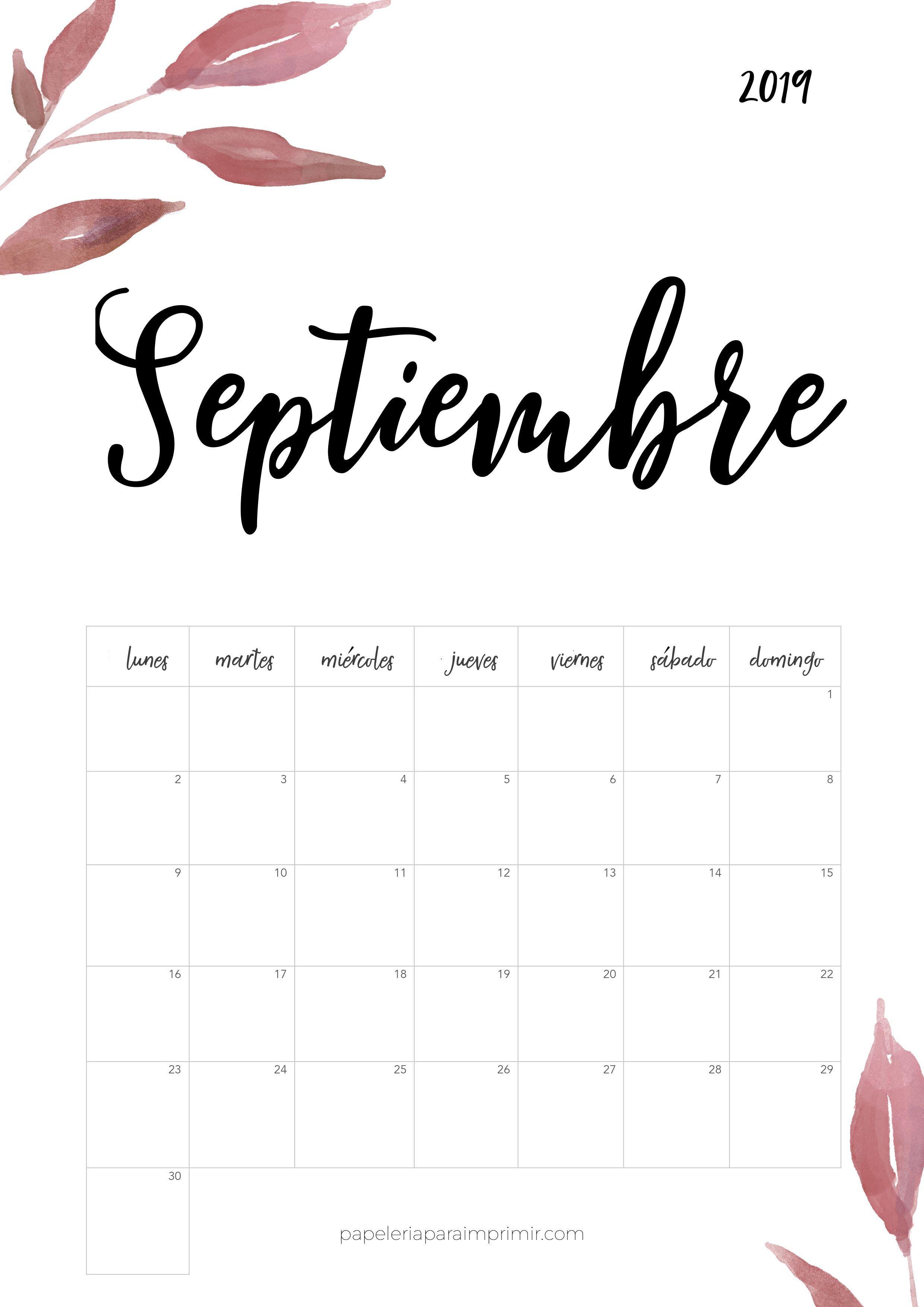 Calendario 2019 Disney Para Imprimir.Calendario Para Imprimir 2019 Agosto Artofit