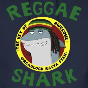 Colors Shark Men'smore Reggae AvailableHoodie Comic y80vwmNnO