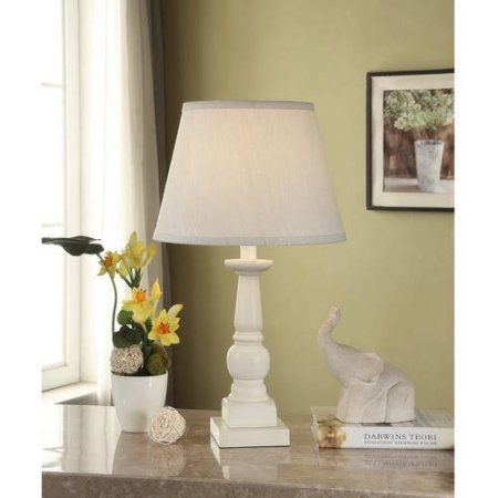Mainstays Washed Finish Wood Table Lamps Walmart Com Table Lamp Wood Table Lamp Base Lamp Bases