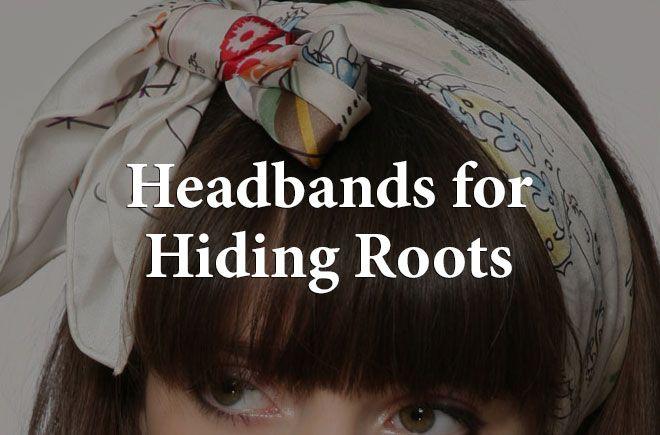 The Best Headbands For Hiding Roots Designer Hair Headbands Com Covering Gray Hair Hair Inspiration Headbands
