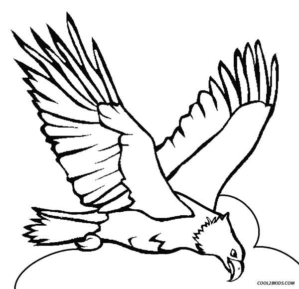 Eagle Coloring Pages Eagle Pictures Eagle Drawing