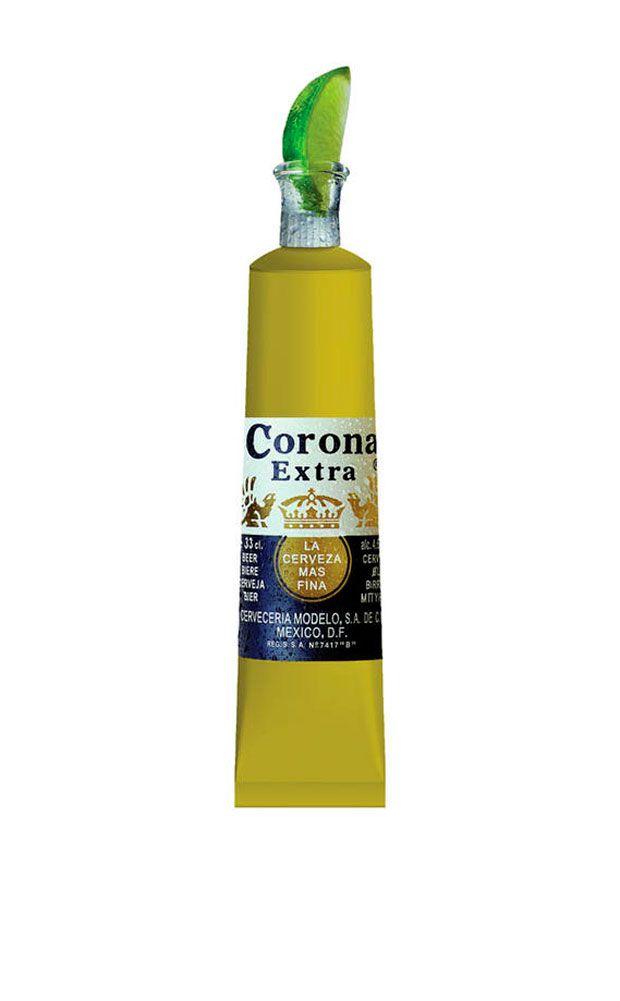Pasta de dientes Corona...