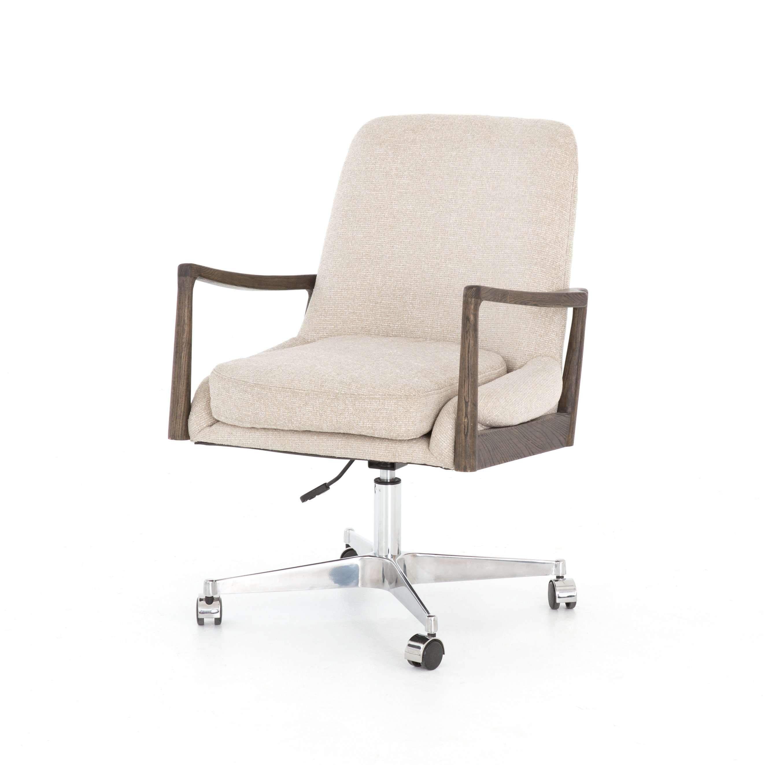 Braden Desk Chair Upholstered Desk Chair Modern Desk Chair
