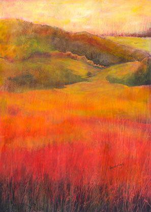 Linda Whiting ~ Golden Valley, 2004
