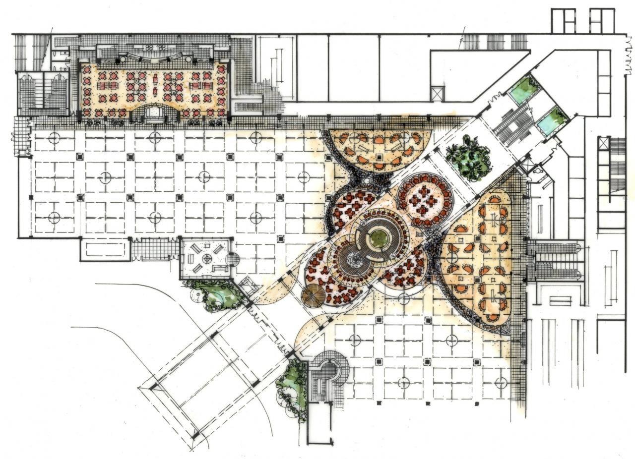 Campus Park Villas Diagram