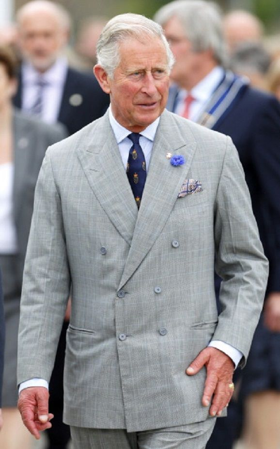 Prince Charles, Prince of Wales visits Looe on day one of his and ...