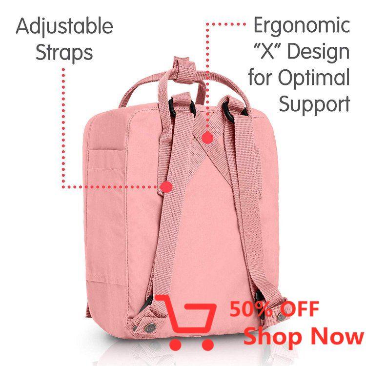 31.99 Kanken Mini Backpack #projectstotry