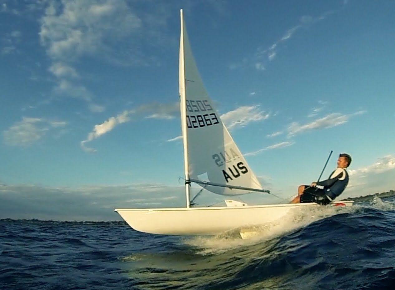 Extreme Laser Sailing Laser Pinterest Sailing Boat