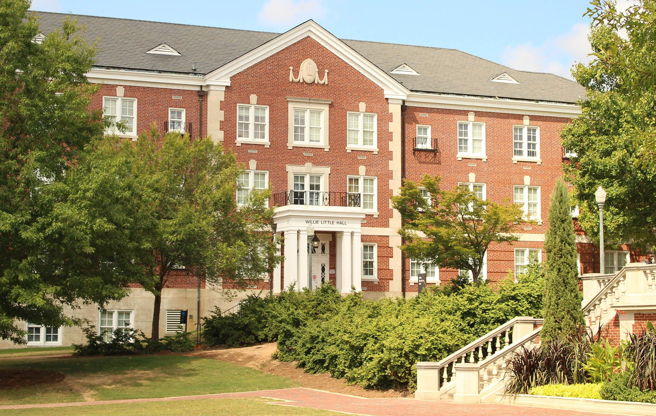 Upper Quad Residence Hall
