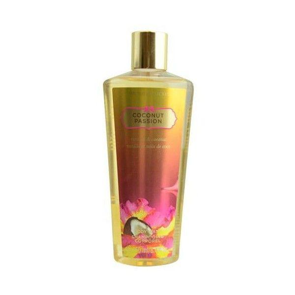 cc6b5b4c0350d Victoria's Secret By Victoria's Secret Coconut Passion Body Wash ...