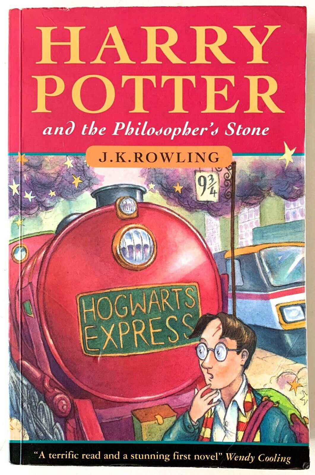 Harry Potter And The Philosopher S Stone 1997 Uk 1st Edition 2nd Printing Rare Philosopher S Stone Harry Potter Harry Potter Books Book Club Books