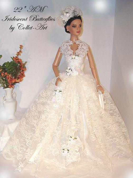 <3 #bridedolls