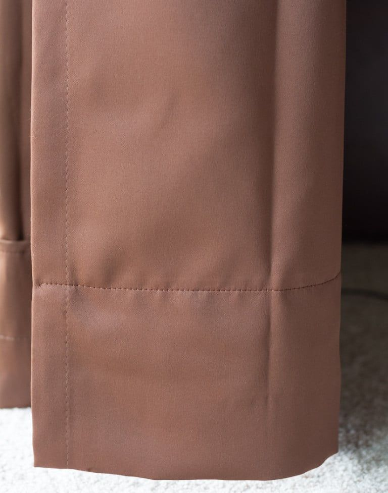 How to Hem Curtains the Easy Way (With images) How to