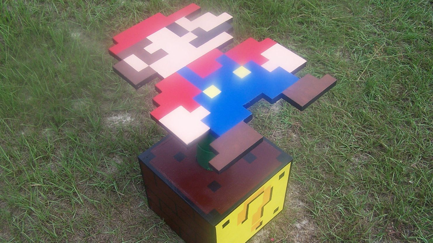 Super Mario Table Game room ideas Pinterest Game rooms Kids