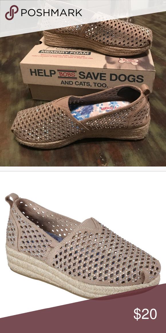 Aplastar Humillar audible  Sketchers Bobs Glamsquad Shoes | Skechers bobs, Shoes, Skechers shoes
