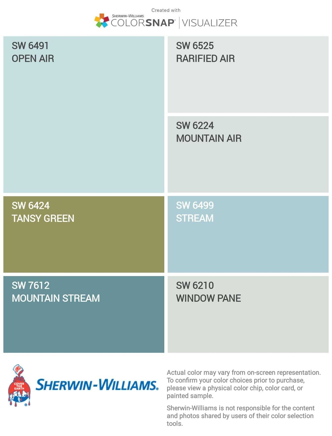 Open Air Kitchen Sherwin Williams Colors Colorful Kids Room Interior Paint Colors