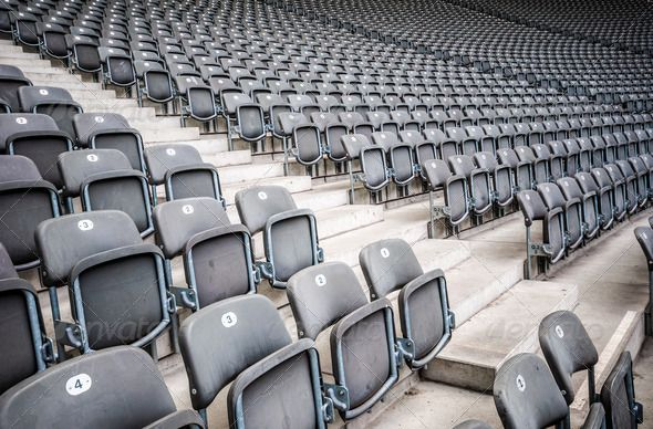 Realistic Graphic DOWNLOAD (.ai, .psd) :: http://hardcast.de/pinterest-itmid-1006733288i.html ... Many seats ...  arena, audience, background, chair, chairs, empty, grey, line, nobody, numbers, perspective, plastic, public, row, seat, seating, seats, sport, stadium, view  ... Realistic Photo Graphic Print Obejct Business Web Elements Illustration Design Templates ... DOWNLOAD :: http://hardcast.de/pinterest-itmid-1006733288i.html