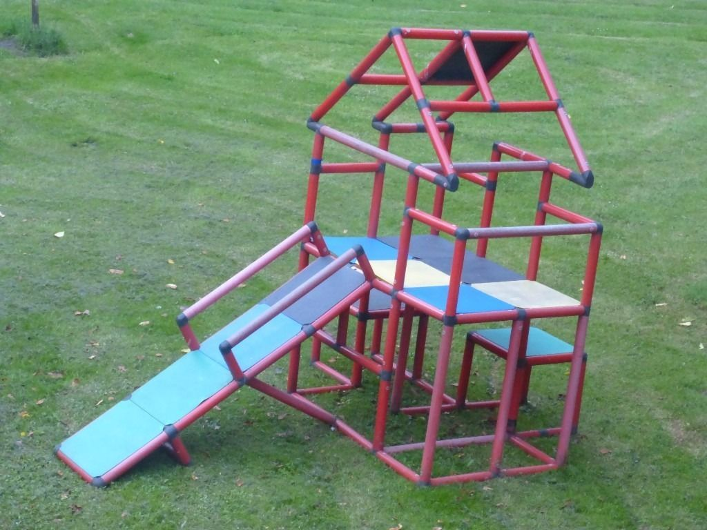 Quadro Klettergerüst Anleitung : Quadro outdoor construction kit aufbauideen