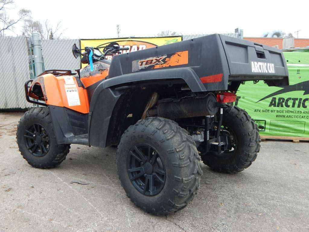New 2016 arctic cat tbx 700 special edition atvs for sale in missouri 2016 arctic cat tbx 700 special edition 2016 arctic cat tbx 700 special e